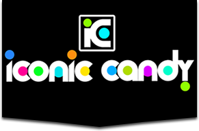 Iconic Candy Logo